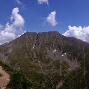 Moldoveanu Peak – on the Roof of Carpathians