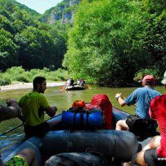 Nerei Gorges – Trekking & Rafting