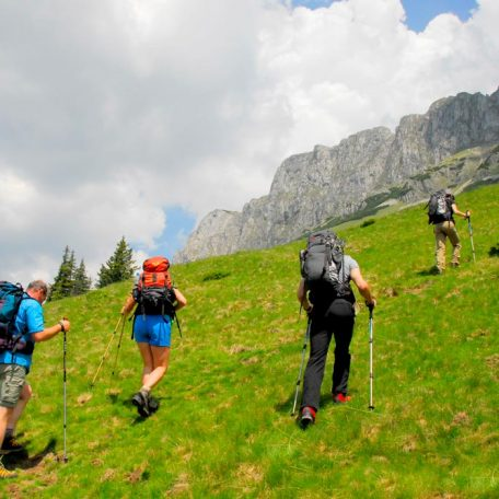 Guided Weekend Trips in Piatra Craiului